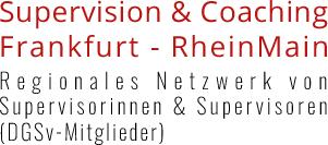 Supervision & Coaching Frankfurt – Rhein-Main Logo